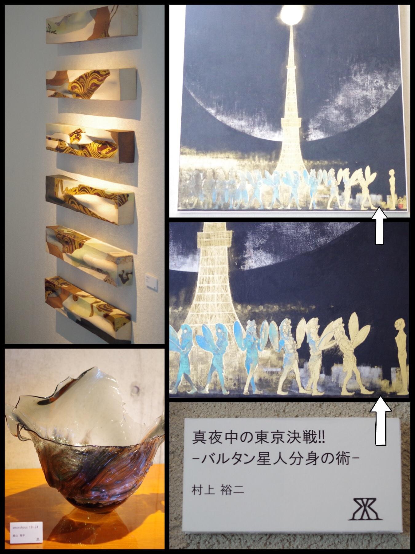 富山 リバーリトリート雅楽倶 館内アート