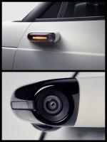 HONDA e カメラ式サイドミラー