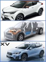トヨタ スバル SUV EV共同開発