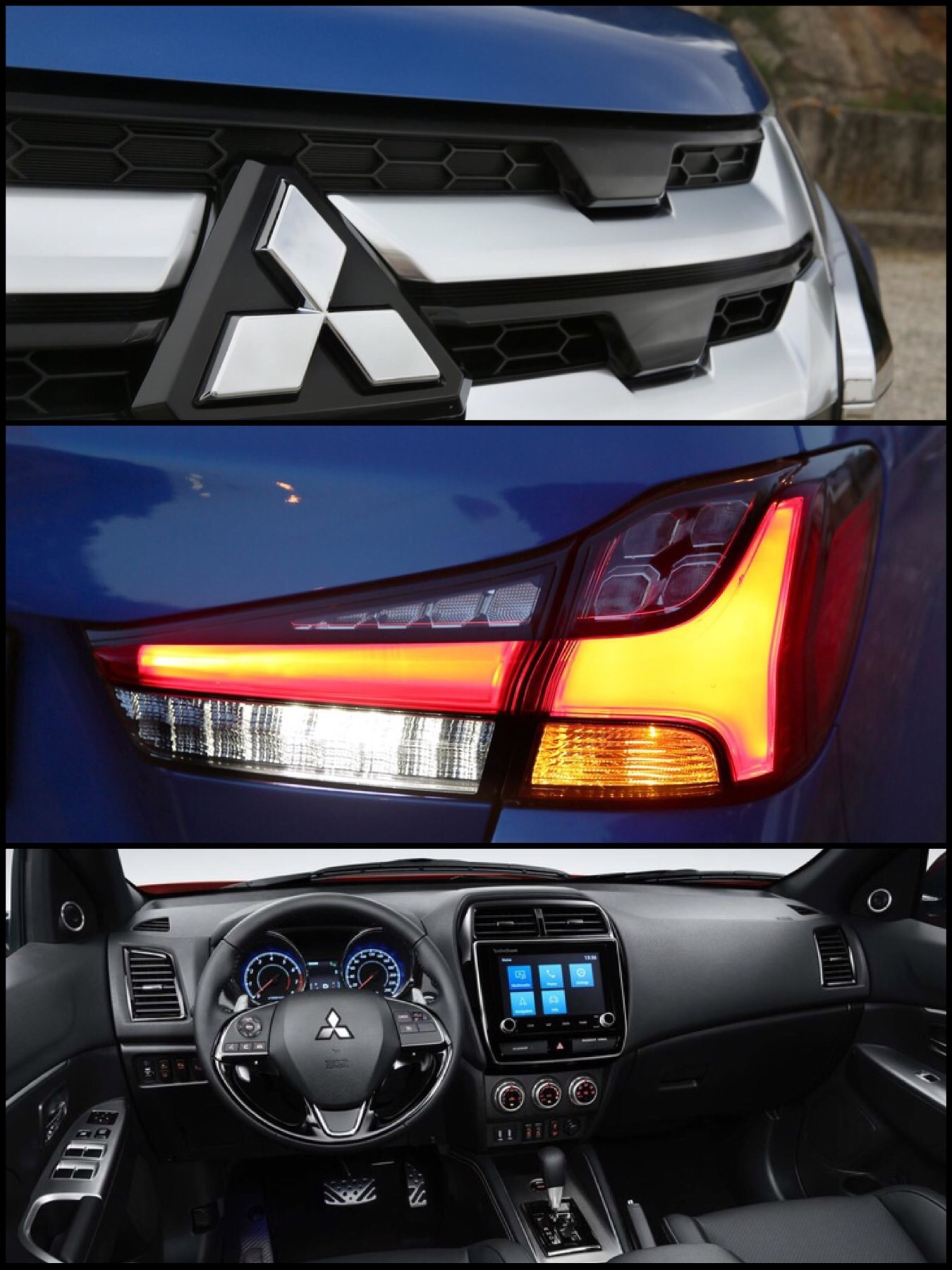 三菱 新型 RVR ASX2020モデル