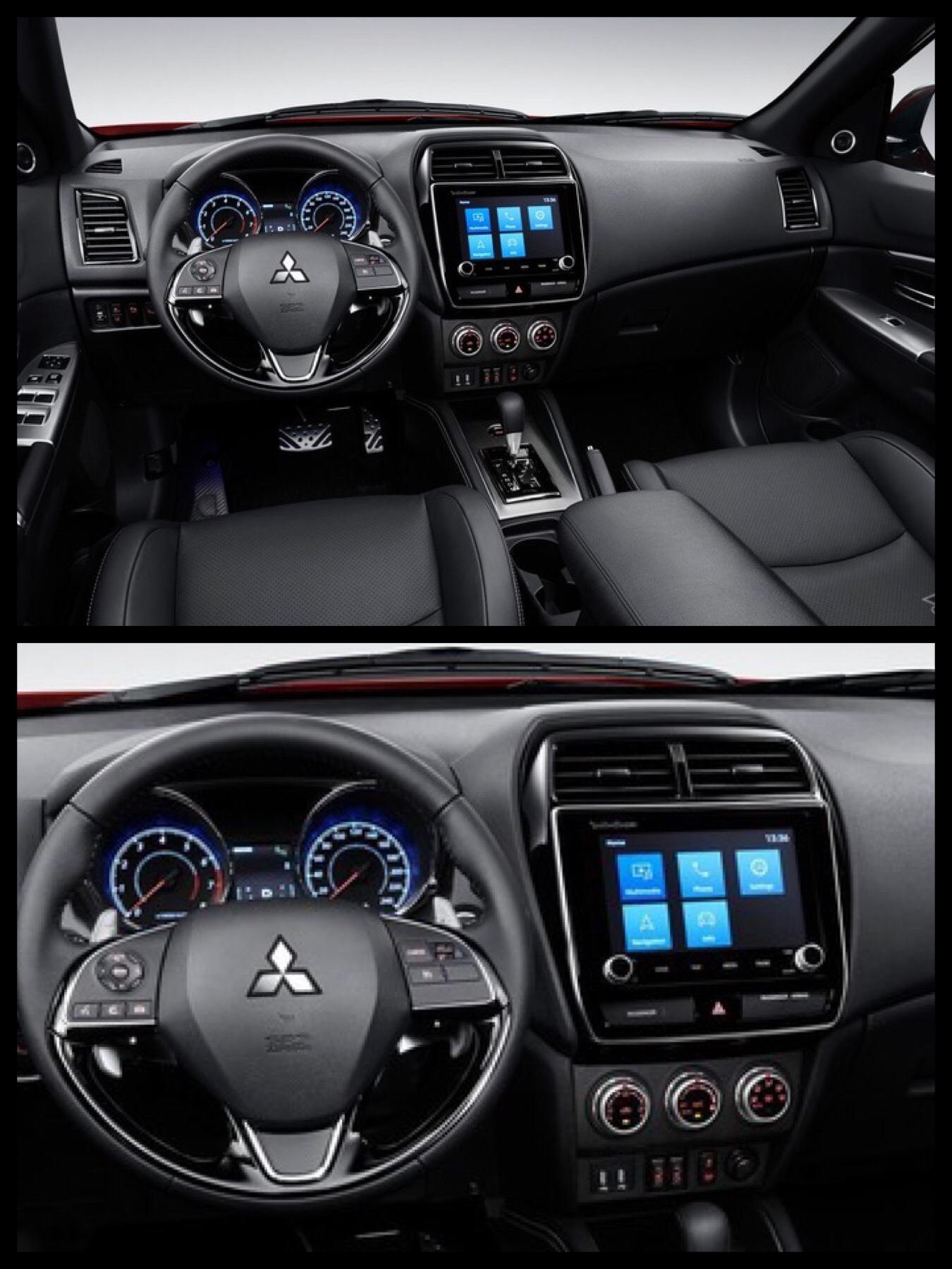 三菱 新型RVR 米国名アウトランダースポーツ 欧州名ASX2020年モデル