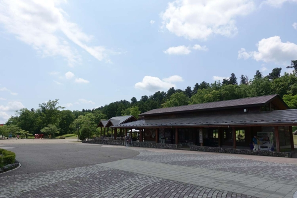 NIKKO GARDEN TERRACE CAFE