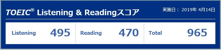201904公開結果