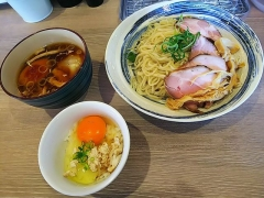 【新店】中華そば 和渦 TOKYO-17