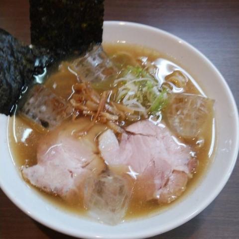 【新店】煮干し中華そば 山形屋-22
