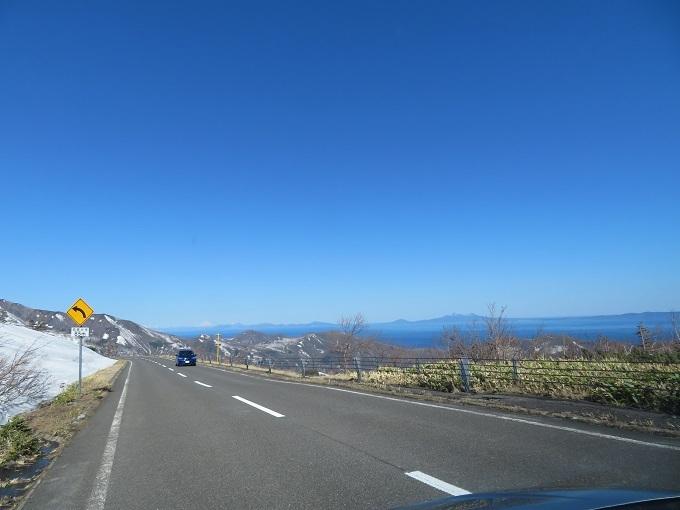 羅臼への道 (2)