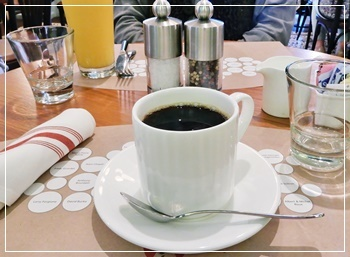 coffee&Orange juice