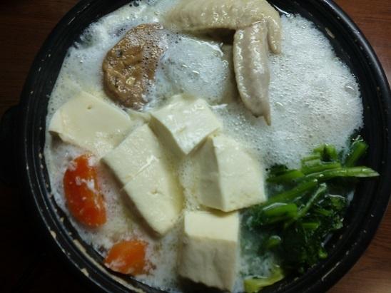湯豆腐ちゃんこ2019052601