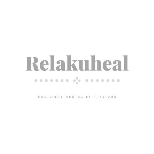 Relakuheal外国語のロゴ