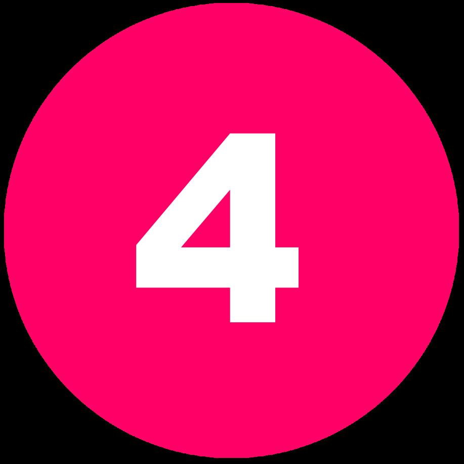 箇条書き丸数字4