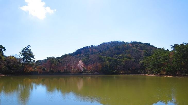 IMG_6759修法ヶ原池