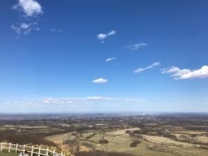 丸山展望台からの絶景