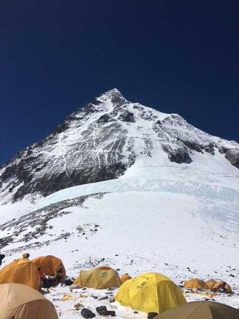 サウスコル・エベレスト南峰