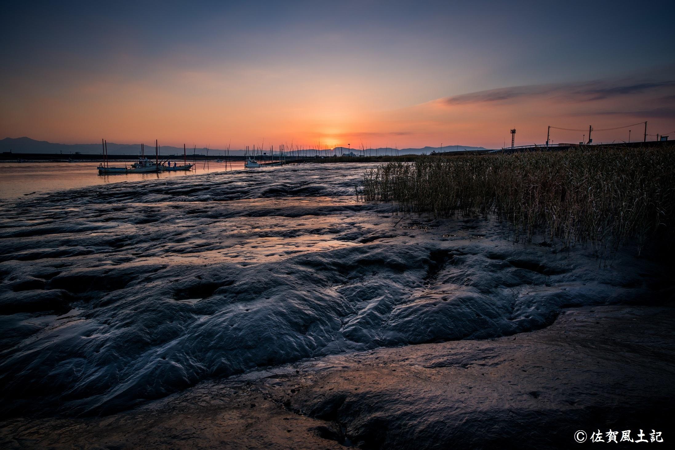 六角川河口(その2)