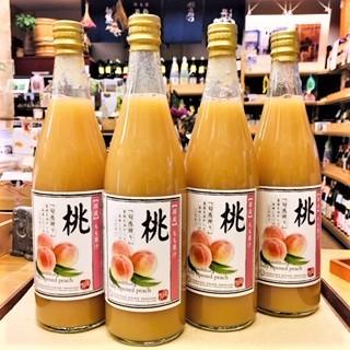 20190520桃果汁