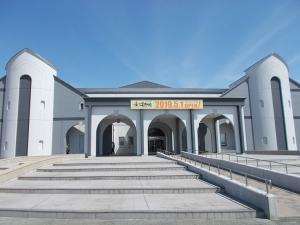 増田町まんが美術館1