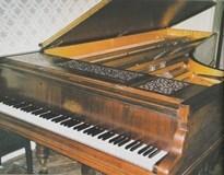 19世紀末のエラール、コンサート・グランド