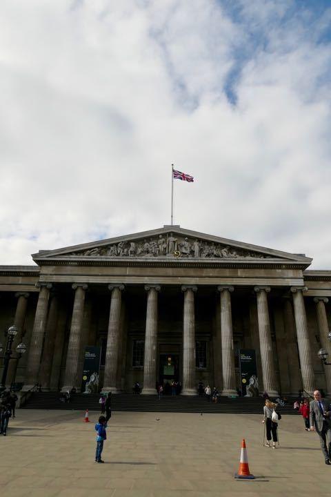 大英博物館 - 1