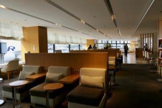 成田空港JALラウンジ - 1 (3)