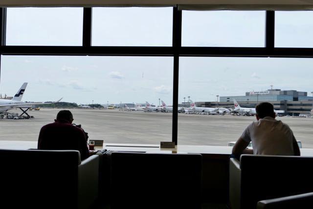 成田空港JALラウンジ - 1 (11)