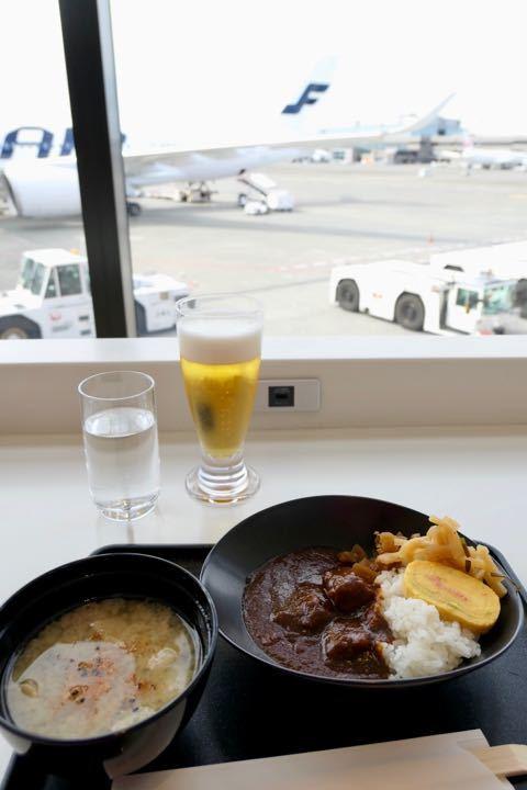 成田空港JALラウンジ - 1 (9)