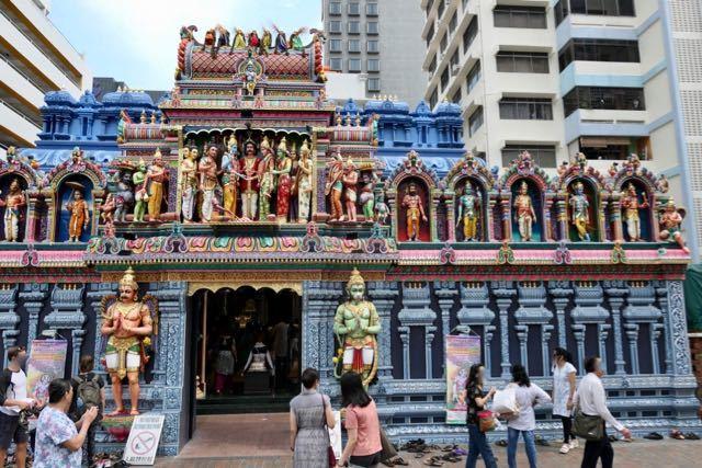 インド寺院 - 1