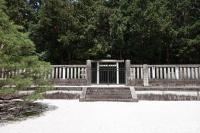 天智天皇陵2