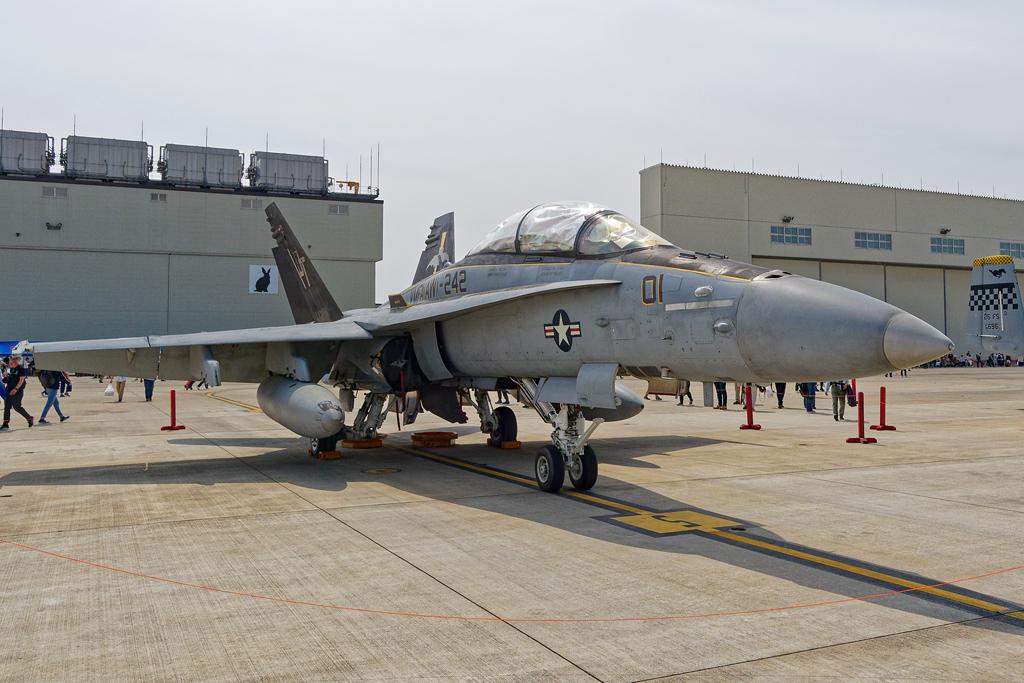 F/A-18D ホーネット