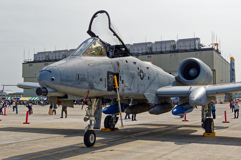 A-10C サンダーボルトII