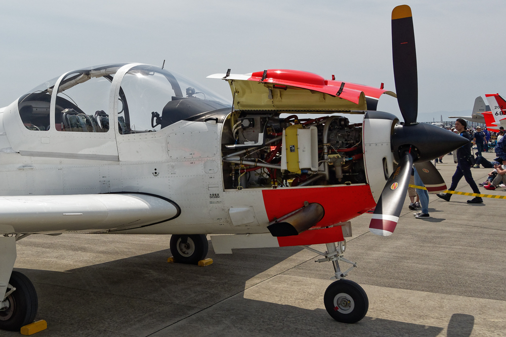 T-5のエンジン