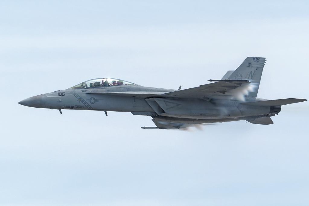 F/A-18F スーパーホーネット