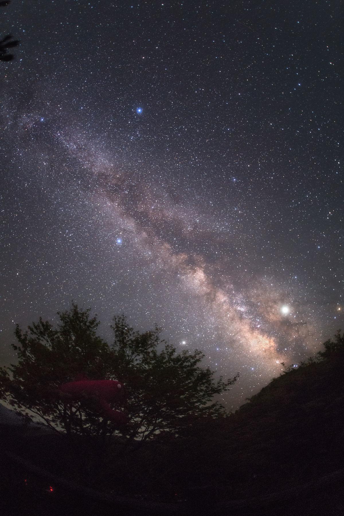 【星景】夏の天の川シーズン本番ヽ(・∀・)ノ