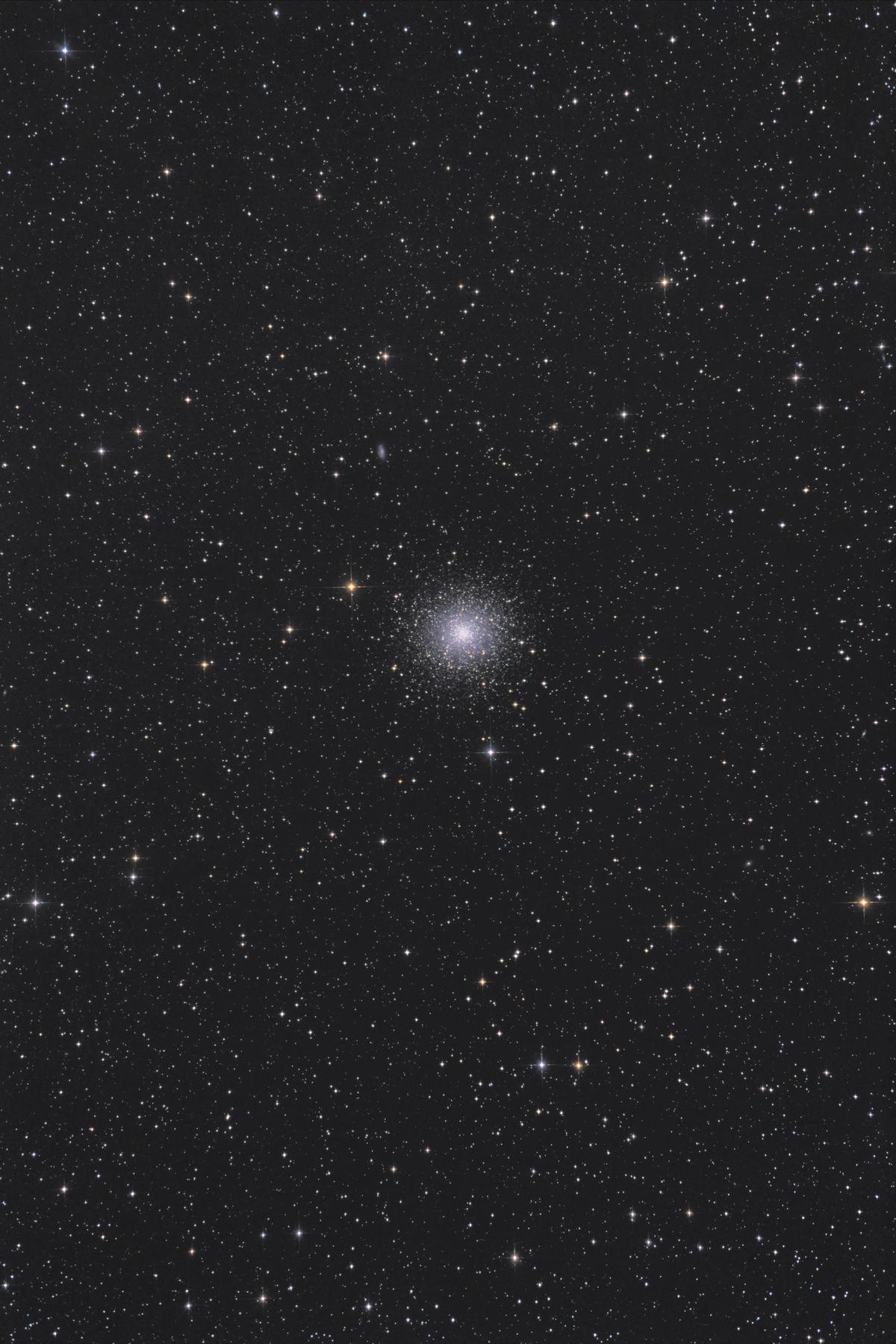 【星団】M13 ヘルクレス座球状星団