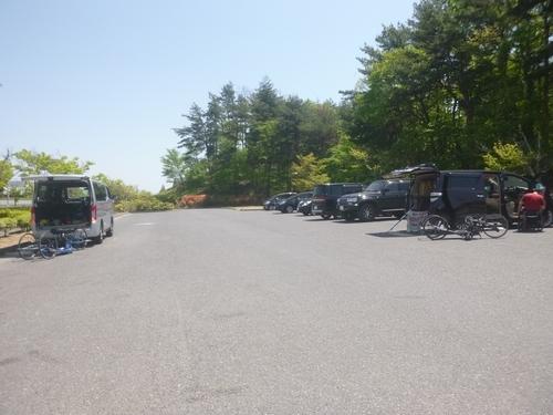 5月郡山ハンドバイク