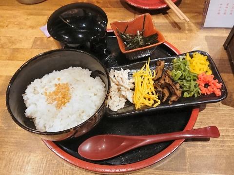 鶏飯(けいはん)セット@薩摩奄美燈火