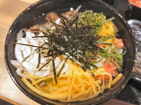 奄美名物・鶏飯(けいはん)@薩摩奄美燈火