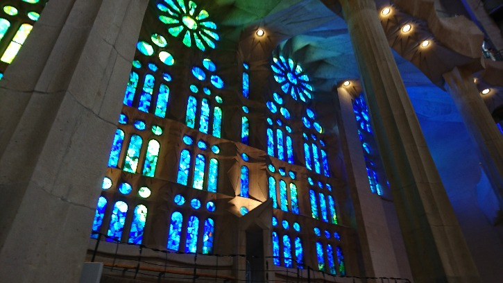 サグラダファミリア教会4