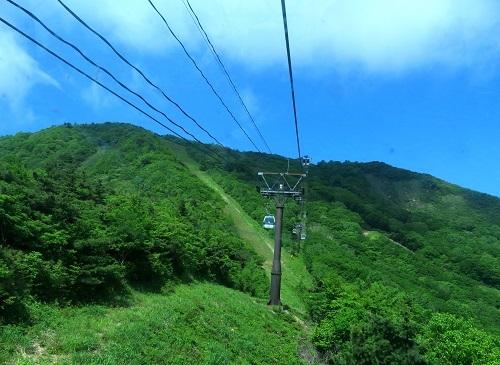 014安達太良山ロープウエイ