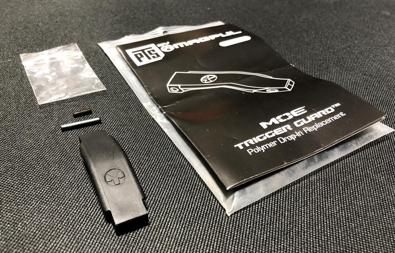 1 『PTS製』vs『レプリカ』トリガーガード検証!! MAGPUL PTS MOE TRIGGER GUARD AEG GET!! 次世代 M4 CQB-R 購入 取付 交換 比較 検証 レビュー!!