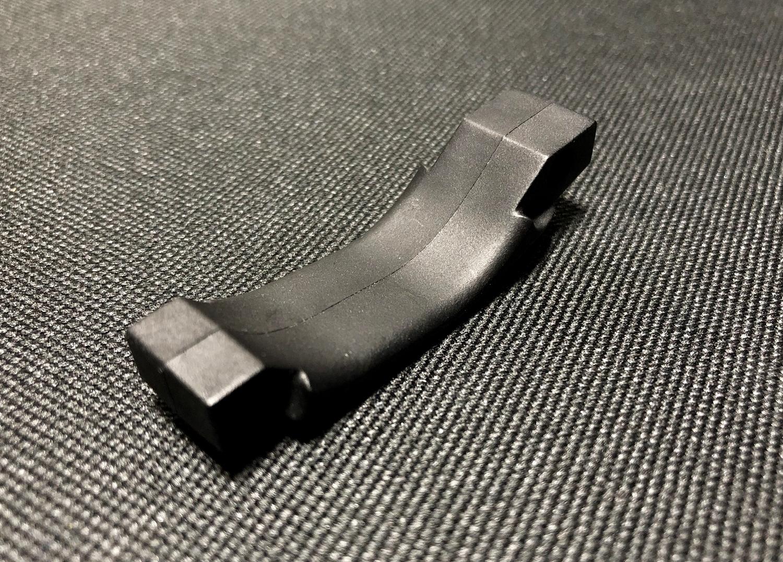 5 『PTS製』vs『レプリカ』トリガーガード検証!! MAGPUL PTS MOE TRIGGER GUARD AEG GET!! 次世代 M4 CQB-R 購入 取付 交換 比較 検証 レビュー!!