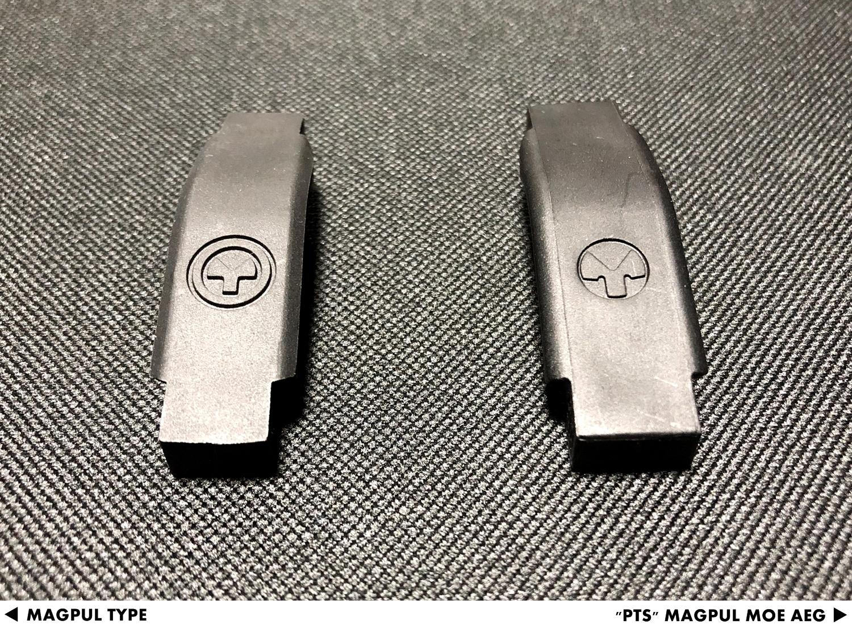 8 『PTS製』vs『レプリカ』トリガーガード検証!! MAGPUL PTS MOE TRIGGER GUARD AEG GET!! 次世代 M4 CQB-R 購入 取付 交換 比較 検証 レビュー!!