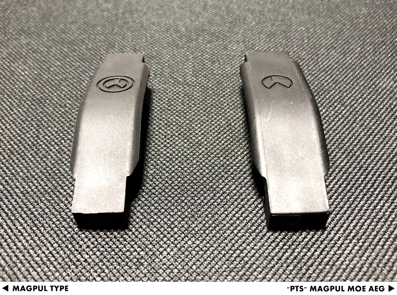 9 『PTS製』vs『レプリカ』トリガーガード検証!! MAGPUL PTS MOE TRIGGER GUARD AEG GET!! 次世代 M4 CQB-R 購入 取付 交換 比較 検証 レビュー!!