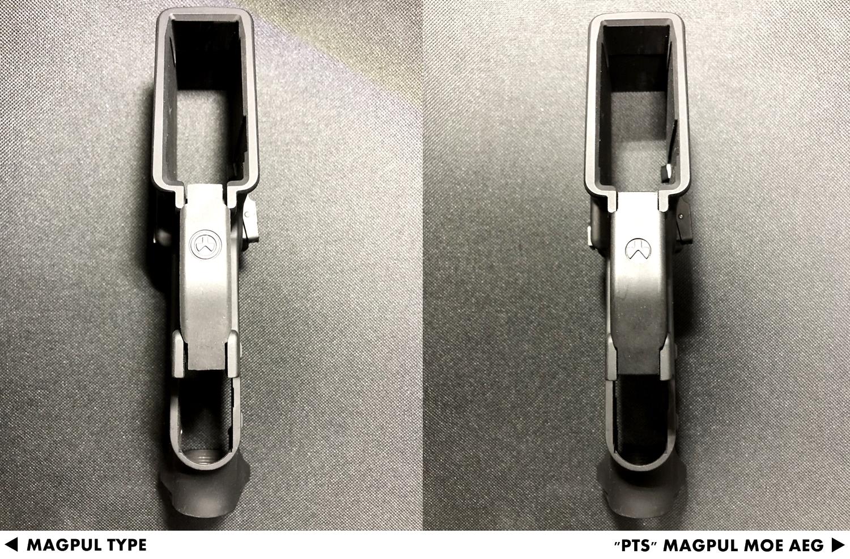 16 『PTS製』vs『レプリカ』トリガーガード検証!! MAGPUL PTS MOE TRIGGER GUARD AEG GET!! 次世代 M4 CQB-R 購入 取付 交換 比較 検証 レビュー!!
