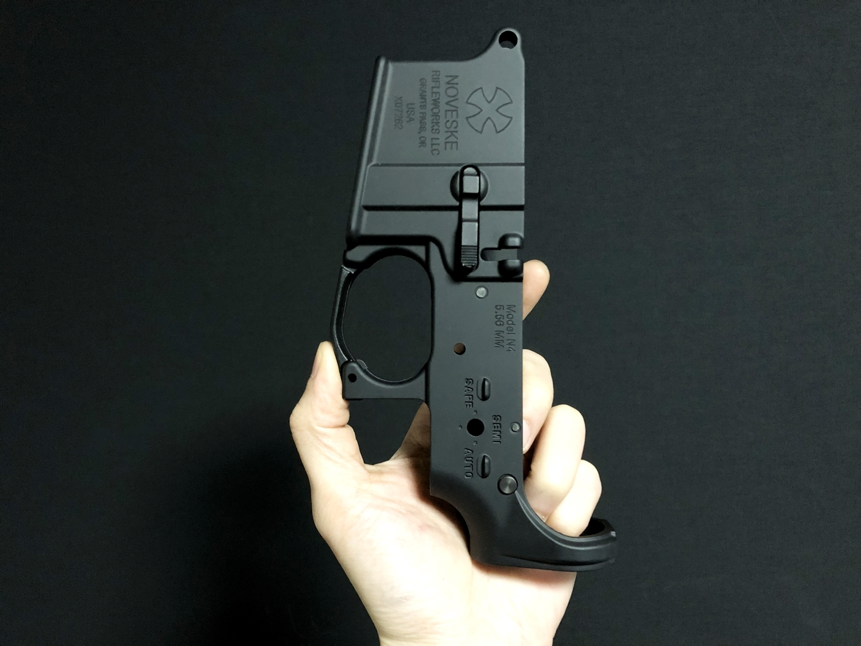 17 『PTS製』vs『レプリカ』トリガーガード検証!! MAGPUL PTS MOE TRIGGER GUARD AEG GET!! 次世代 M4 CQB-R 購入 取付 交換 比較 検証 レビュー!!