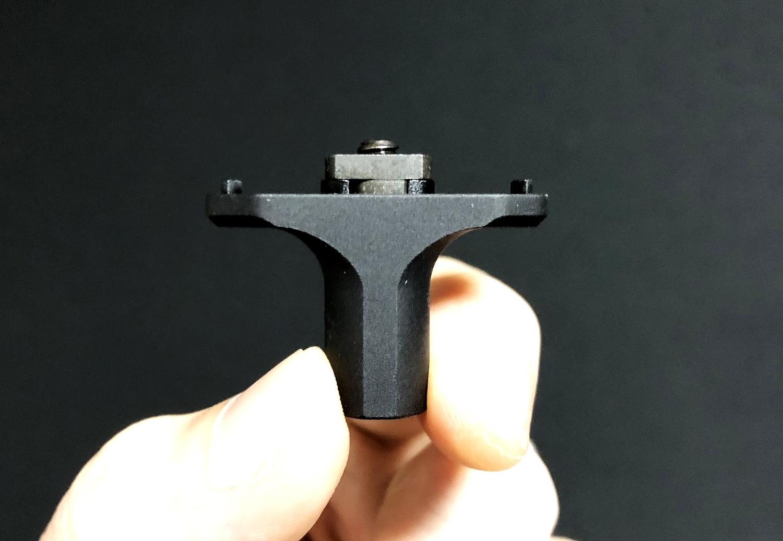 8 実物 ARISAKA DEFENSE LLC FINGER STOP M-Lok & KeyMod アリサカ フィンガーストップ ハンドストップ 購入 開封 取付 検証 比較 レビュー!!
