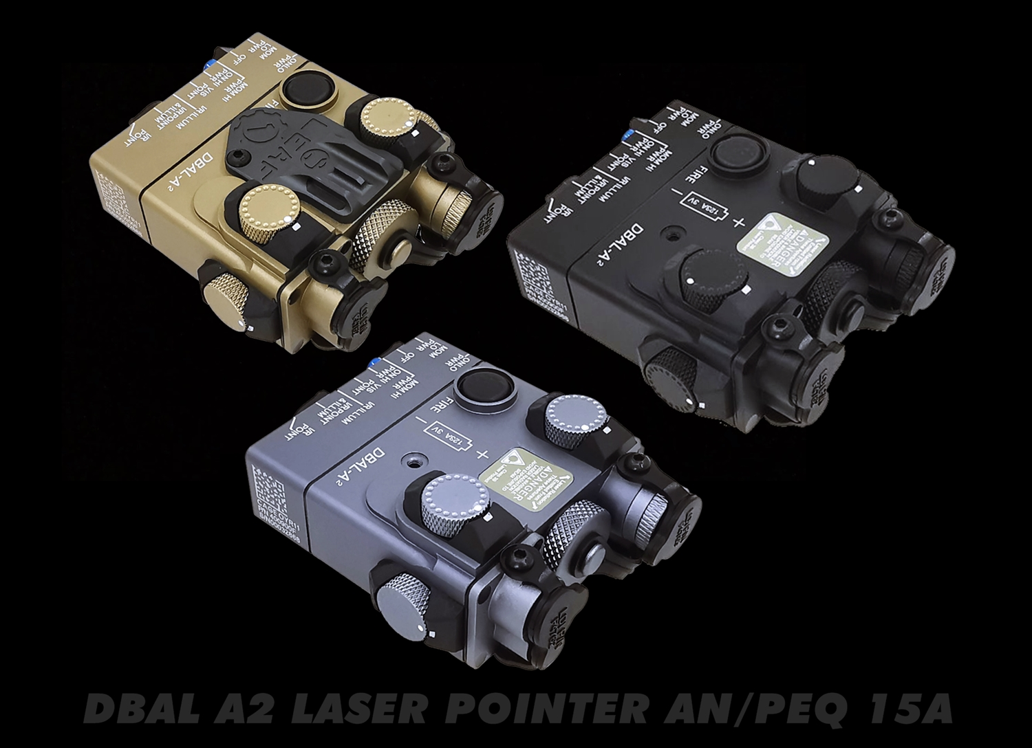 0 DBAL A2 LASER POINTER AN PEQ 15A IR LASER &IR ILLUMINATOR - LED WRITE!!SOTAC-JGQ-3SOTAC-GEAR!!販売 予約 情報!!