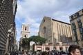 サンタキアラ教会ファサード