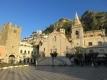 タオルミーナの教会群