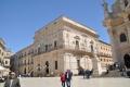 シラクーサの市庁舎