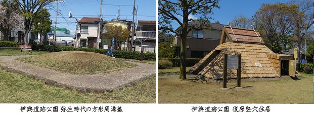 b0409-6 伊興遺跡公園